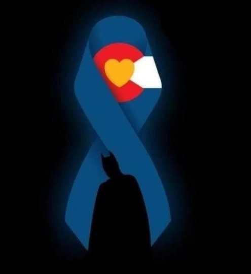In Memory Of Those Lost In Aurora, Colorado