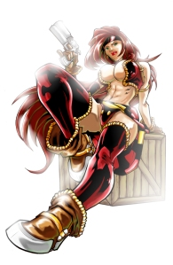red_monika_inks_by_edwin_huang_colored_by_me_by_westwolf270-d6m8m28