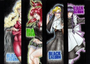 black_lagoon_bookmarks_by_silkspectreii