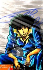 anime_legends__spike_spiegel_by_joefj-d9rcdsr