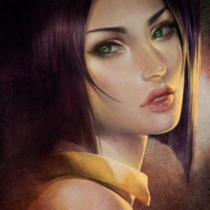 cowboy_bebop__faye_valentine__realism__by_shilesque-d4ypfoa