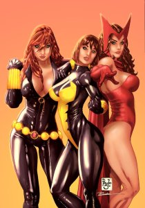 3_marvel_chicks_by_durandus-d3chlt8