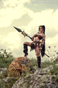 nidalee_cosplay_by_juliasyczewa-d6c2q78