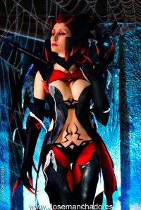 elise_cosplay__league_of_legends__by_morganita86-d80lkib