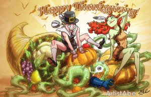 happy_thanksgiving_2013_by_artistabe-d6vypjm