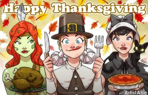 happy_thanksgiving_2014_by_artistabe-d87uyer