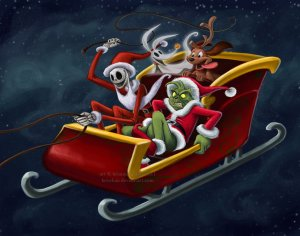 christmas_hijackers_by_bri_chan-d4iec19