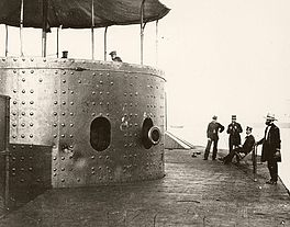 264px-uss_monitor_james_river_1862