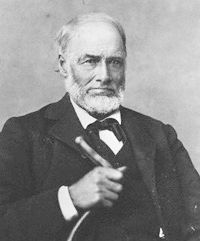 James Wilson Marshall discovered gold in California while building a sawmill. This discovery led to the Gold Rush of 1849. ca. 1870s-1880s