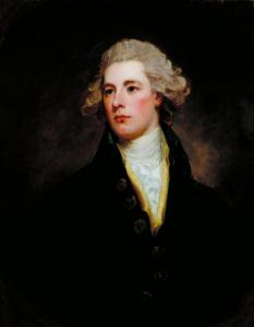William Pitt the Younger ?c.1783 George Romney 1734-1802 Bequeathed by Admiral John E. Pringle 1908 http://www.tate.org.uk/art/work/N02280