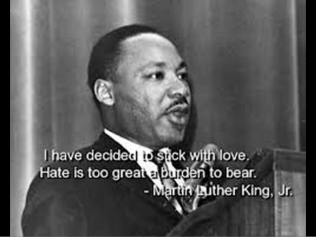 martin luther king jr contributions