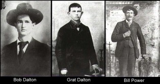 Image result for Dalton gang